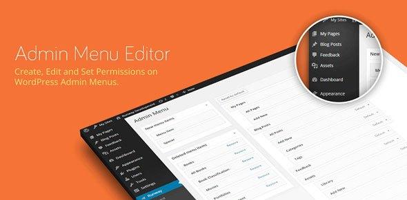 Admin-Menu-Editor-Pro-WordPress-Plugin-Free