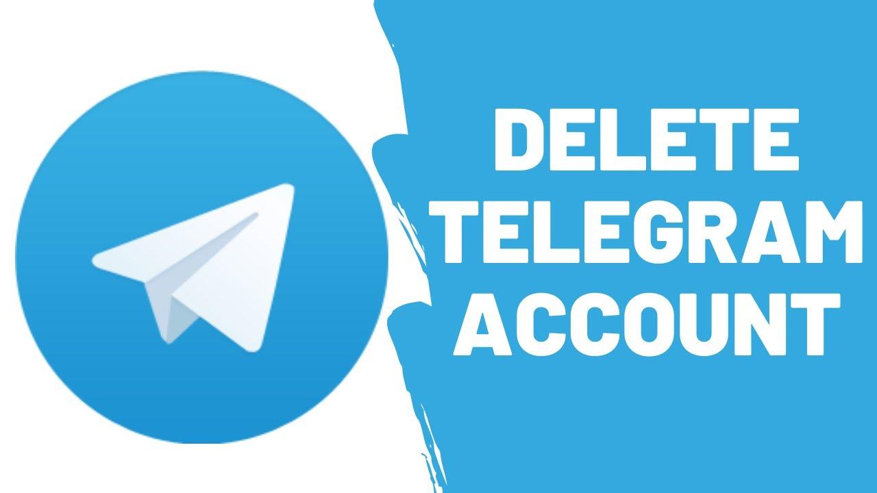 آموزش حذف اکانت تلگرام |Telegram account deletion tutorial